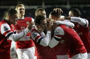 The return of the Arsenal?