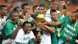The Champions of Africa