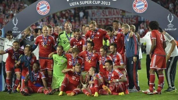 Super Cup Champions