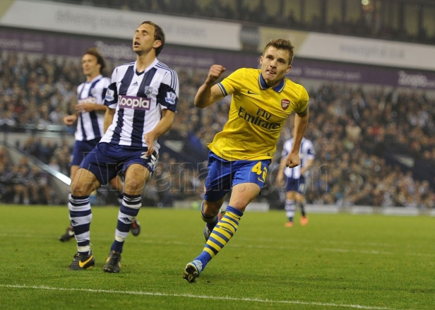 Eisfeld, my man: He would be missed