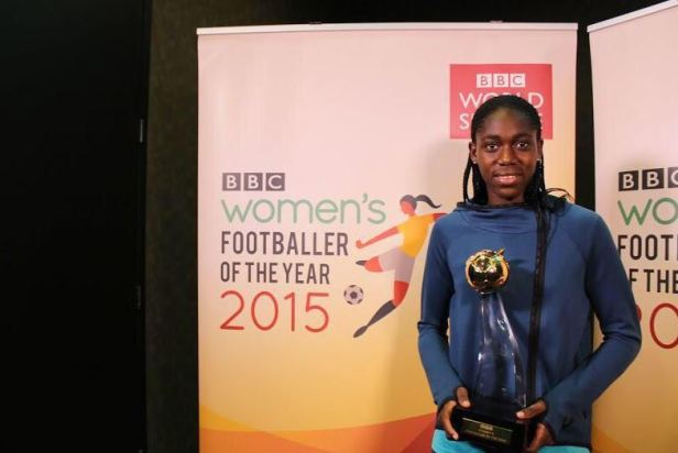 BBC Women Footballer of the Year
