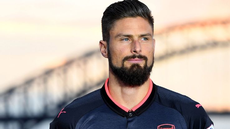 Paul Merson Believes Everton Should Have Signed Arsenals Olivier Giroud